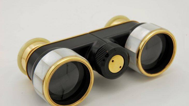 オペラグラスと双眼鏡の違いとは?最強オペラグラスはどれ?