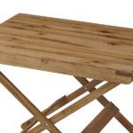 キャンプのテーブルは木製に決まり!オシャレで使いやすいのはコレ!