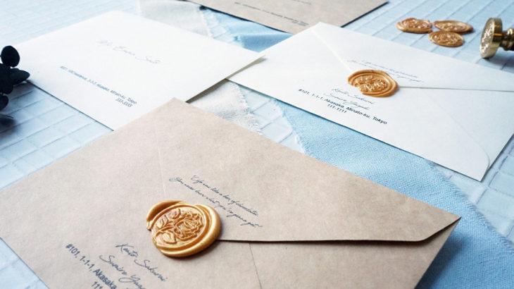 結婚式の招待状を手作りで!印刷で失敗しないためのポイント3つ!